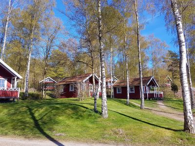 Photo for Holiday house Bräkne-Hoby for 1 - 4 persons - Holiday home