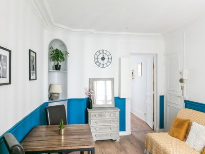 Photo for Parisian apartment in the heart of the capital - W449