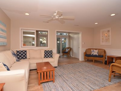 Photo for Prices Reduced! Beautiful & Spacious Townhome 3 BR Sleeps 8 w/ Outdoor Shower & Parking