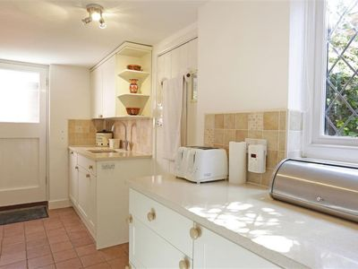 Photo for House in the center of Aldeburgh with Internet, Washing machine, Garden (118505)