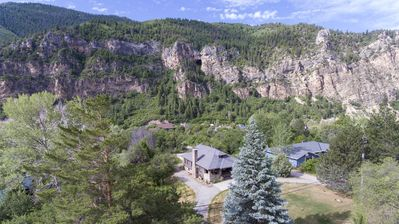 Photo for Classic 1900's Rocky Mountain Retreat