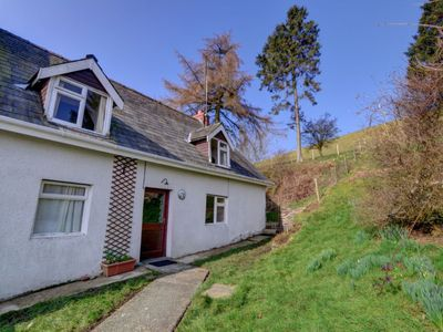 Photo for Vacation home Maesmynis in Builth Wells - 6 persons, 3 bedrooms
