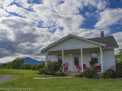 Photo for Quaint Cottage with Majestic Mountain Views - Close to Parkway & Lynchburg
