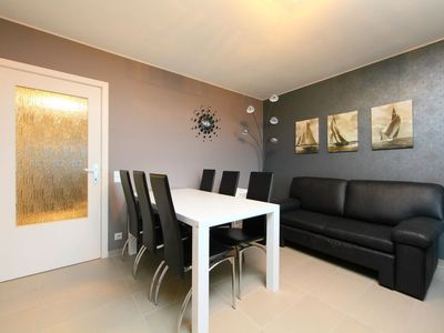 Photo for Apartment 961 m from the center of Bredene with Lift, Parking, Balcony (35349)