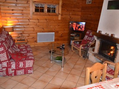 Photo for Scandinavian cottage rents 3km from Gerardmer