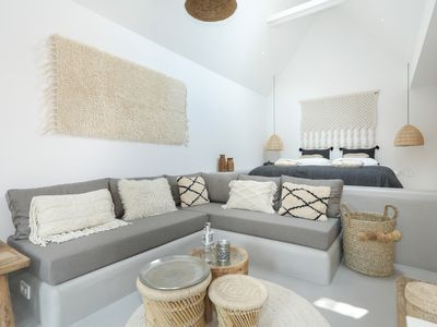 Photo for Suite-Suite: trendy, luxury private guesthouse with terrace and patio