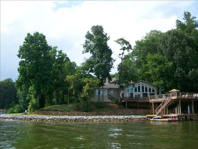 Photo for Easy St.,650' Shoreline &  Beach,  No Steps to Deck! Internet
