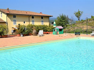Photo for One bedroom Villa, sleeps 3 in La Vergine with Pool