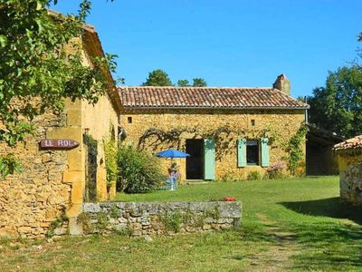 Photo for Cosy Holiday Home in Sainte-Croix with Garden