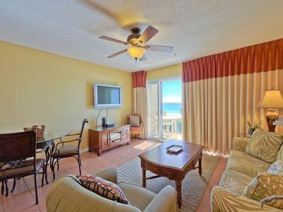 Photo for Crystal Sands 105A: 1 BR / 1 BA condominium in Destin, Sleeps 6
