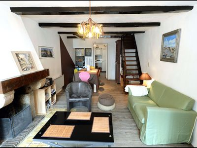 Photo for Charming terrace town house near the sea