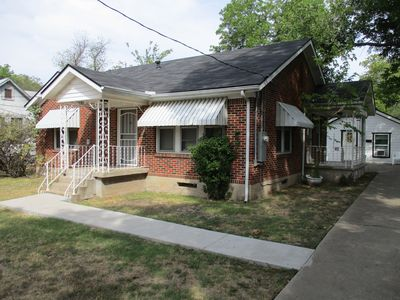 Photo for Nice older brick home in super convenient location...