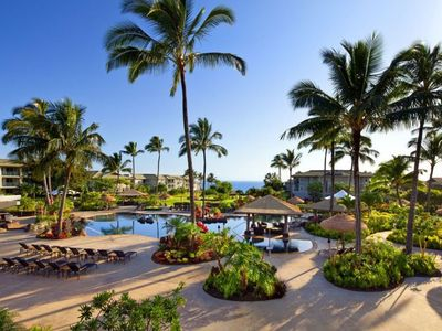 Photo for Westin Princeville - Beautiful property  Thanksgiving week 11/17 to 11/24