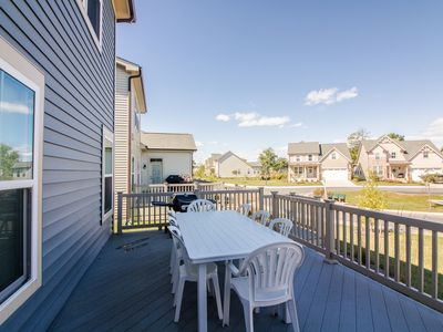 Photo for BF70O: 3BR+ Bay Forest SFH | Deck w/ grill | Great community amenities!