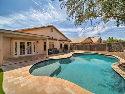 Photo for NEW! Gilbert Home w/ Private Backyard & Pool!