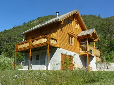 Photo for mountain chalet on plot of 800 m2