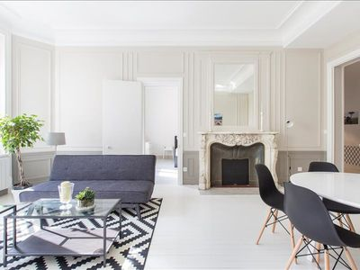 Photo for Gorgeous 3 Bedroom Apartment at Eiffel Tower, serviced by Hostmaker