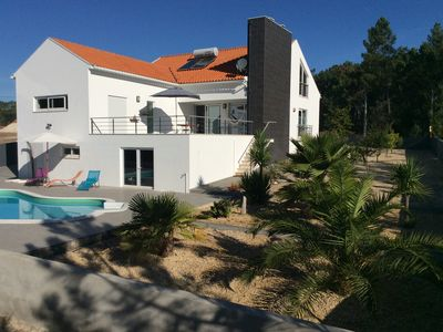 Photo for A villa in Portugal between sea and mountain to discover without hesitation