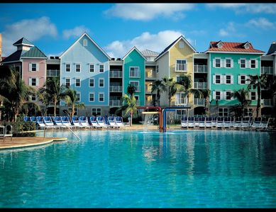 Photo for Harborside Resort at Atlantis Paradise Island, Bahamas, 1 Bedroom Premium Villa