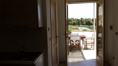 Photo for Cristiano: Cottage in the countryside with sea view in a pristine corner