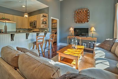 Escape to Charlotte at this 1-bedroom, 1-bathroom vacation rental apartment!
