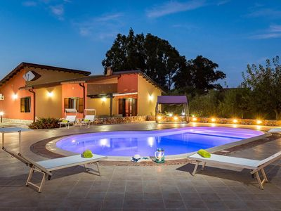 Photo for Villa Thyrrenia , 3 bedrooms , can accomodate up to 6 people