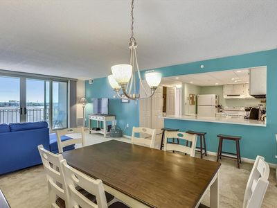 Photo for VIEWS OF THE OCEAN, BAY & CITY SKYLINE. Includes cable and wifi!  LINENS & FREE ACTIVITIES INCLUDED!
