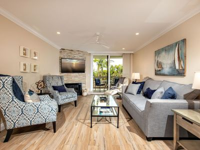 Photo for Beach Bliss - Highly Upgraded Beach Condo with Brand New Gorgeous Interior!