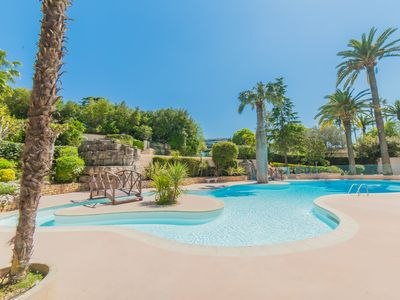 Photo for IMMOGROOM- EXCLUSIVE- Swiming-Pool  Tennis- Terrace -A/C-CONGRESS/BEACHES