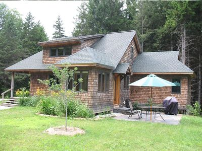 Craftsman Home In The Berkshire Forest