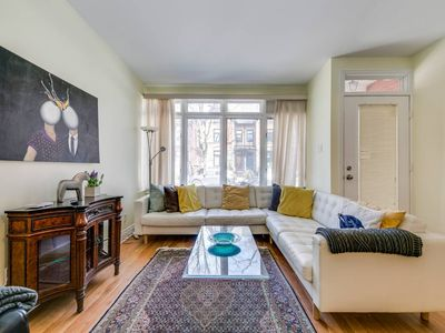 Photo for Newly Decorated 2BR Yorkville Home with Parking!