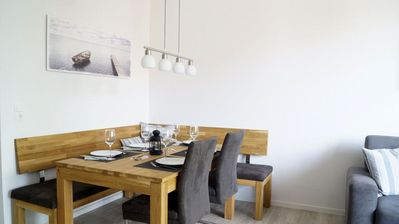 Photo for Buoy 8 - beautiful, spacious apartment with balcony and sauna