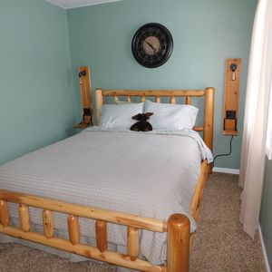 Photo for Quiet, Cozy Cottage moments from downtown Traverse City, hiking, ski, water