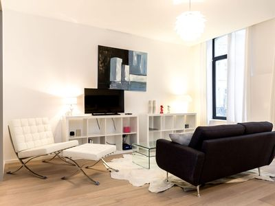 Photo for Spacious Foulons apartment in Brussels Centre with WiFi.