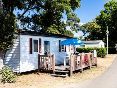 Photo for Camping Le Soleil des Landes **** - Mobile Home 3-Room Villa 4/6 People