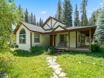 Photo for ❣Vallecito Lake❤Dog Friendly✔Near Durango★Hiking Trails & Trout Fishing