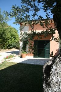 Photo for Il Fienile: Stunning barn Conversion Olive Groves Panoramic Vews, Garden & Pool