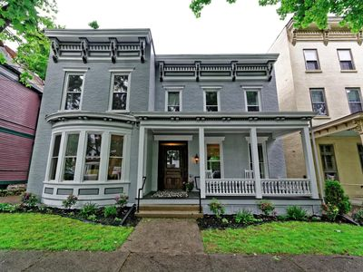 Photo for New! Location, Location, Location! Downtown Saratoga Springs 4Br Executive Home