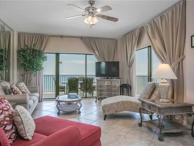 Photo for HAVE A BALL with Kaiser in The Palms #1016: 3 BR/3 BA Condo in Orange Beach Sleeps 8