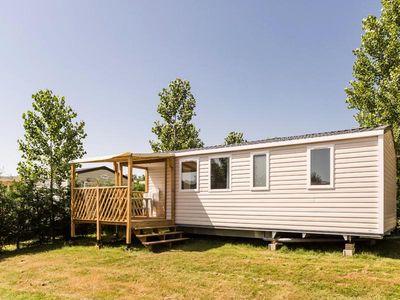 Photo for Camping L'Escapade **** - Mobilhome for 6 People