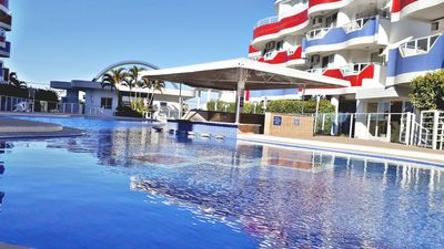 Photo for Residential with Swimming pool with wet bar, Heated swimming pool, Swimming pool with toboggan