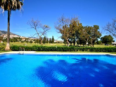 Photo for Holiday Penthouse with Mountain Views 10 minutes from sea