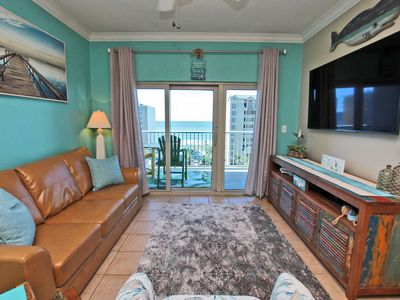Photo for Crystal Tower 606-Your Beach Chair is Calling. Book Today