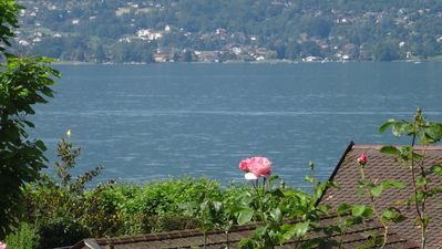 Photo for Apartment 1 minute walk from Lake Annecy