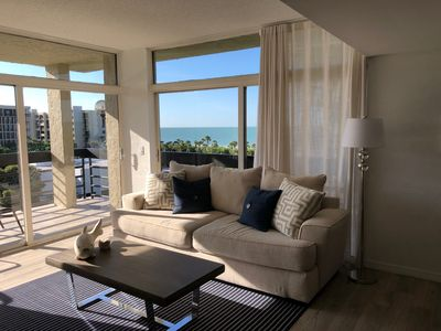 Photo for Ocean View Condo with Beach Access at Beachplace