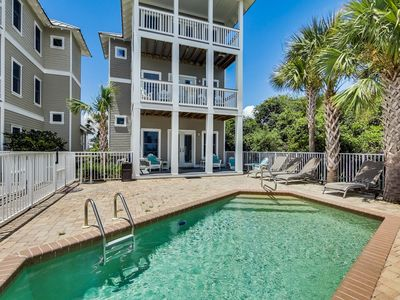Photo for Spectacular Seacrest Beach Home! Gulf Views! Private Pool!