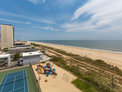 Photo for A Stunning 3 Bedroom/2 Bath Oceanfront Condo in OCMD!