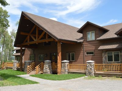 Photo for Private Mountain Retreat at Henry's Fork - Island Park/Ashton/West Yellowstone