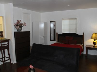 Photo for Comfy 1 BR Guest House In LA