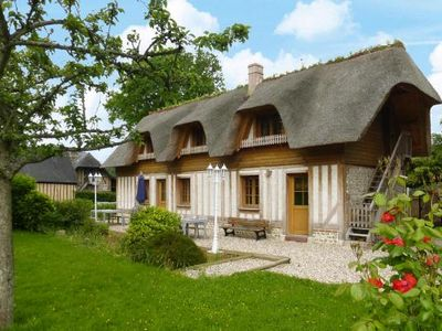 Photo for holiday home, St.-Martin-aux-Buneaux  in Seine - Maritime - 8 persons, 4 bedrooms